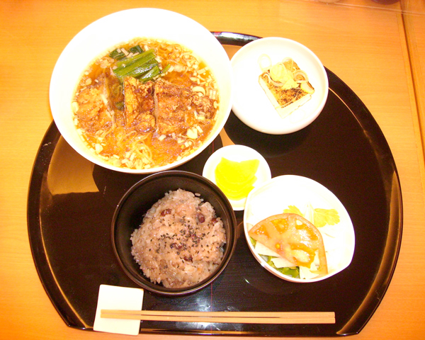 麺類(昼食)