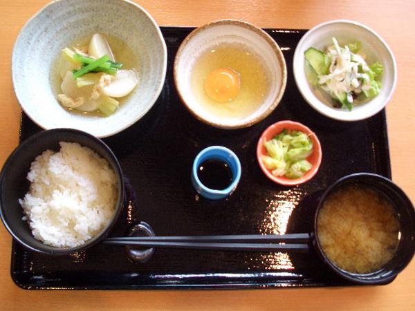 和食(朝食)