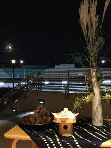 2021年9月21日(火) 中秋の名月鑑賞会