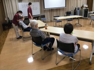 2021年8月31日~職員との交流会(オリンピックについて)~